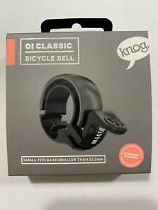 Knog Oi Classic  Invisible Bicycle Copper Bell 22.2 mm Small NEW