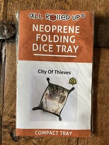 All Rolled Up - Fighting Fantasy: City Of Thieves - Compact Dice Tray