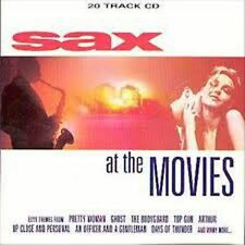 Various Artists-Sax At the Movies CD