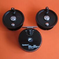 Scientific Anglers System Two Fly Reel 10/11 + 2 spare spools #373