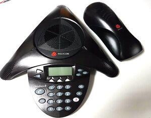 Polycom SoundStation 2 Konferenz-Telefon 2201-16000-601 TOP