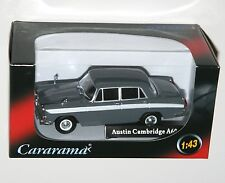 Cararama Die Cast- The Austin Cambridge A60 - in Grey and White 1 43
