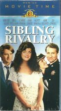 Sibling Rivalry VHS 1998 Kirstie Alley Bill Pullman Carrie Fisher Jami Gertz NEW