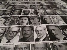 POSTER - 430 Most Influential People in the World History 36x24 Serbia Croatia