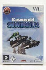 Kawasaki Snow Mobiles (Nintendo Wii/Wii U) Spiel in OVP - SEHR GUT