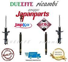 KIT 4 AMMORTIZZATORI JAPANPARTS AUDI A4 AVANT (8K5, B8) DA 2007 A 2015