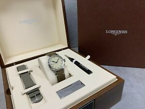The Longines Heritage Military L2.819.4 Automatic Wristwatch