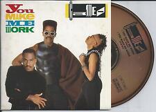 CAMEO - You make me work CD SINGLE 4TR UK CARDSLEEVE 1988RARE!