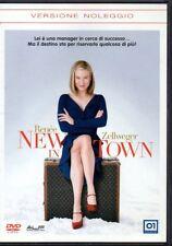 NEW IN TOWN - DVD (USATO EX RENTAL) RARO !