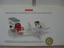 990 30 Miniaturen Klassiker zu lande und In der LUFT 2
