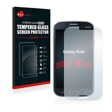 Savvies Tempered Glass Samsung Galaxy Grand Neo Plus Screen Protector - HD