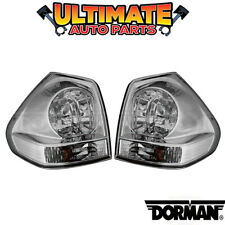 Tail Light Lamp (Left and Right Set) for 07-09 Lexus RX350
