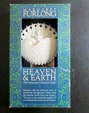 "Margaret Furlong 20th Anniversary Ornament, ""Heaven and Earth"", 4"" Round in Box"