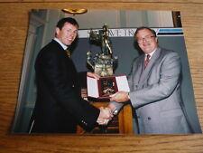 Colin McRae Segrave trofeo Foto De Prensa