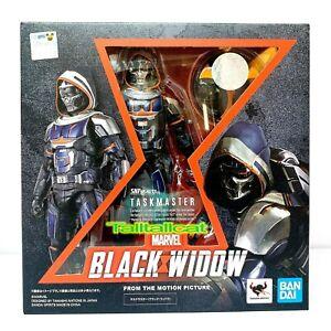 Marvel X BANDAI S.H.Figuarts Movie Black Widow ( TASKMASTER ) Action Figure