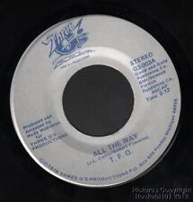 (Hear) 1979 T.F.O. Soul Funk M- 45 (All the Way / I Come Here to Party)