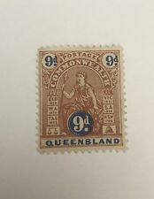 Queensland Sg 265 Mm Cat £48 (A)