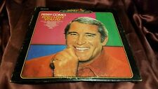 Perry Como LP And I Love You So   Quadraphonic Vinyl VG++, ships fast!