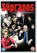 Sopranos Complete Series 4 - Region 2 DVD Set