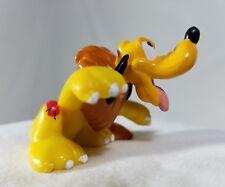 """Rare Vintage Disney Applause Pluto PVC 2"""""""