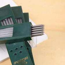 Schwarz 2B HB 2.0mm Druckbleistiftmine Refill 120mm-kostenloser D3X Versand J5K4