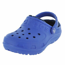 979ea074268936 Crocs Lined Shoes for Boys