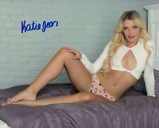 Katie Jean autographed 8x10 Photo COA