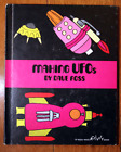 MAKING UFOs by Dave Ross 1980 An Easy-Read Activity Book Vintage Children's HC