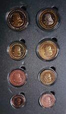 Vatikan Medaillen mit dem Motiv von: Papst Benedikt XVI Euro Entwurf
