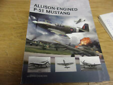 Osprey Air Vanguard - #1 Allison Engined P-51 Mustang - New and Unread