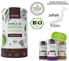 336x Bio Matcha Tee Chai Acai Kakao Premium Japan Matchapulver Posten MHD Ware
