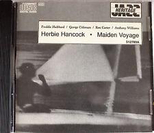 Hancock, Herbie Maiden Voyage CD Ron Carter Tony Williams