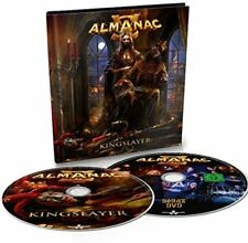 Almanac - Kingslayer (NEW CD / DVD)