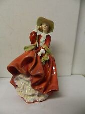 Royal Doulton Bone China Top O The Hill Figurine Harrisons Red England 7.5""