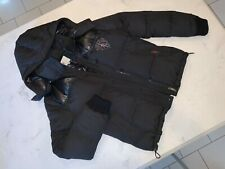 Auth Gucci Women's Rare Equestrian Collection Down Jacket Sz 44