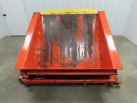 Presto HL-120 Hydraulic 0-45° Lift Tilt Table Upender 115V Single Phase 2000 Lb
