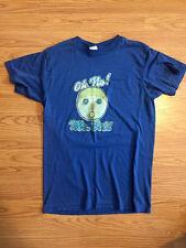 OH NO! MR. BILL Vintage Original 1970s Promo T-Shirt SNL Saturday Night Live