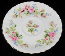 Royal Albert MOSS ROSE Demitasse Saucer