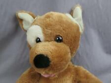 BROWN BUILD UP BUILD A BEAR PUPPY DOGS FLOPPY EARS ONE SPOT EYE  PLUSH STUFFED