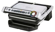 Electric Grill BBQ Indoor Cooking Portable Barbecue Stainless Steel Non-Stick