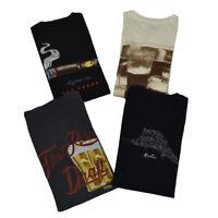 TOMMY BAHAMA Men's T-shirt - LAS VEGAS - Cigar Cigars - Craft Pitcher Beer - S