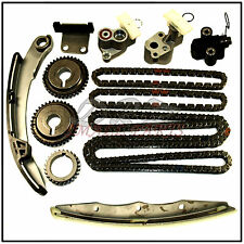 Timing Chain Kit For Nissan Infiniti 3.5L V6 DOHC VQ35DE Altima Maxima Quest