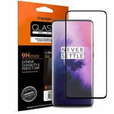 Spigen SGP Tempered Glass Full Cover GLAS.tR for ONEPLUS 7 PRO CASE FRIENDLY