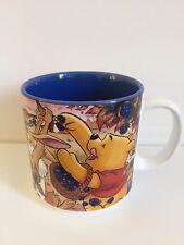 Winnie The Pooh Disney Mug Disney Store Cup Eeyore Piglet