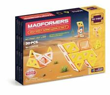 Magformers 30 Piece My First Sand World - Magnetic Construction Set for Kids