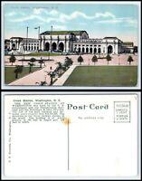 WASHINGTON DC Postcard - Union Station K29
