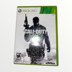 Call of Duty GAME Microsoft Xbox 360 2011 COMPLETE Modern Warfare 3 MW3
