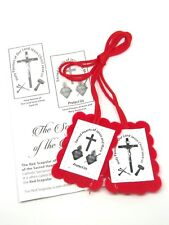 The Scapular of the Passion - Religious Gift Christianity