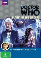 Doctor Who - Planet Of The Spiders (DVD, 2011, 2-Disc Set)