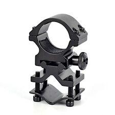 Universal BARREL MOUNT 25mm FOR SCOPE / LASER / LED TORCH ADJUSTABLE